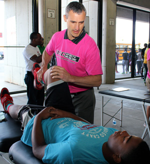 Sports Medicine matc in college subjects